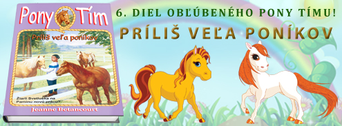Pony tím 5: Poník zachraňuje